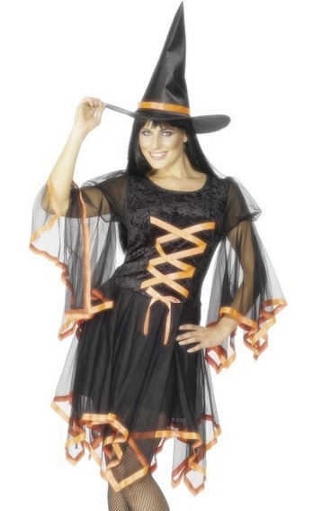 S28598 Winsome Witch
