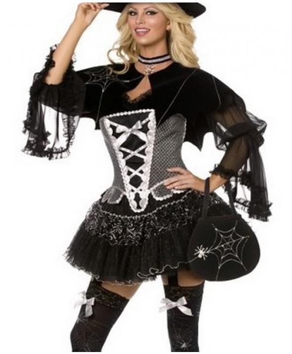Spider Web Witch