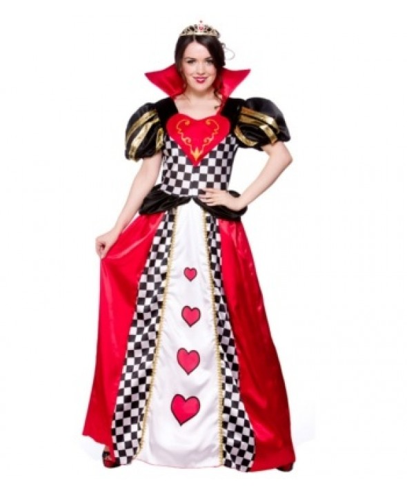 Fairytale Queen of Hearts