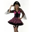 Pink Strip Pirate