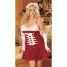 Ms Christmas Claus