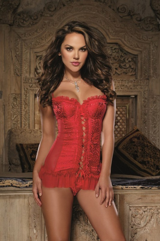 Touch of Elegance Chemise