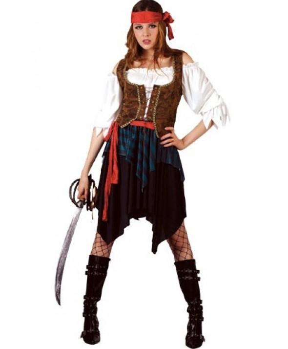 Caribbean Pirate
