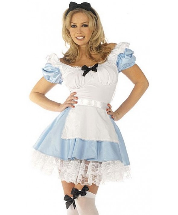 Miss Alice of Wonderland