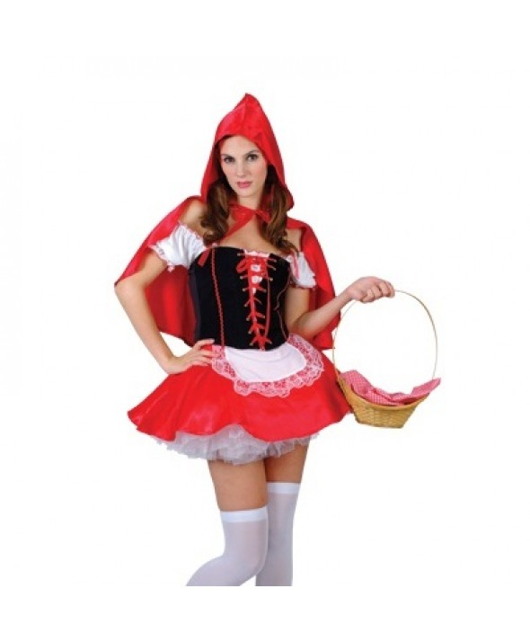Red Hot Riding Hood