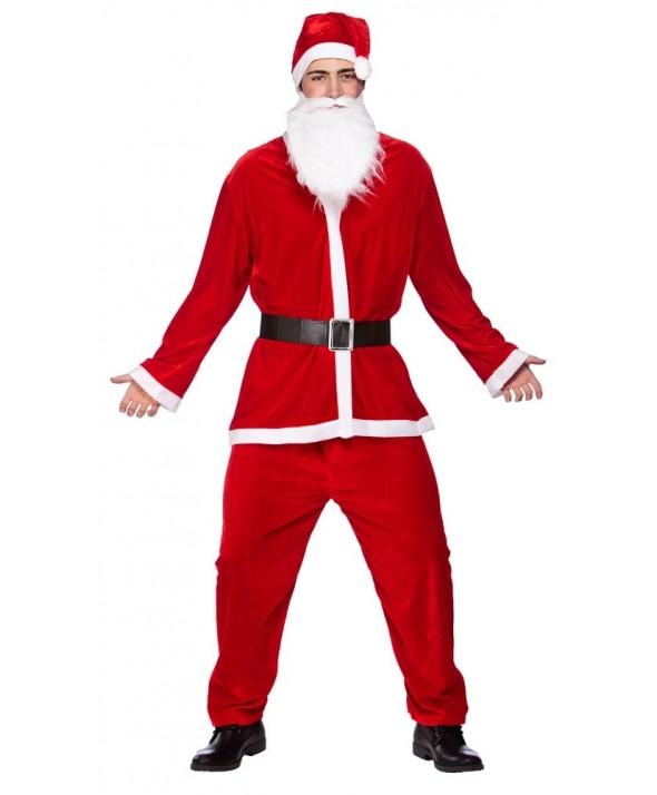 5pc Santa Suit